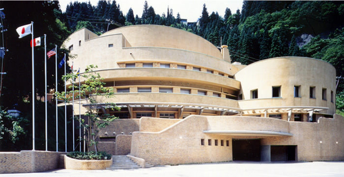 Kurobe Unazuki International Hall Selene